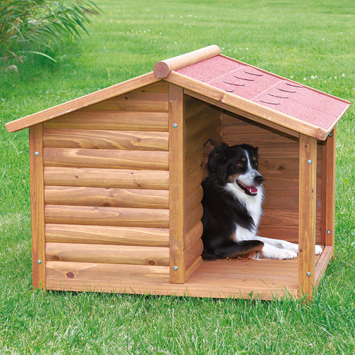 TRIXIE Rustic Dog House
