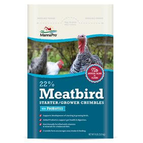 Adm Animal Nutrition 50LB #16 Goat Grow Feed