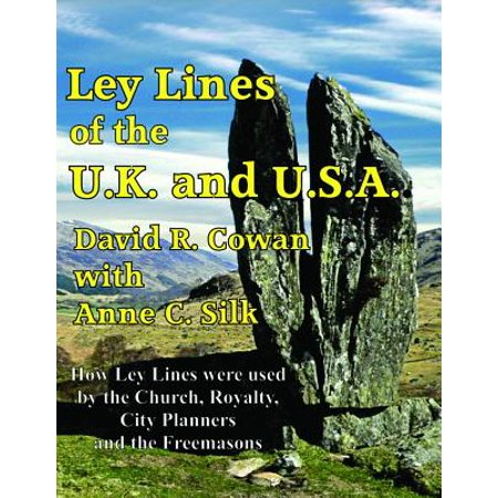 Translucent City Line (Ley Lines of the UK and USA : How Stone-Age People, the Church, the Freemasons and the Designers of the Capital Cities of the UK and the USA Have Used Ley Line Energy to Control and Enhance the Lives of Populations )