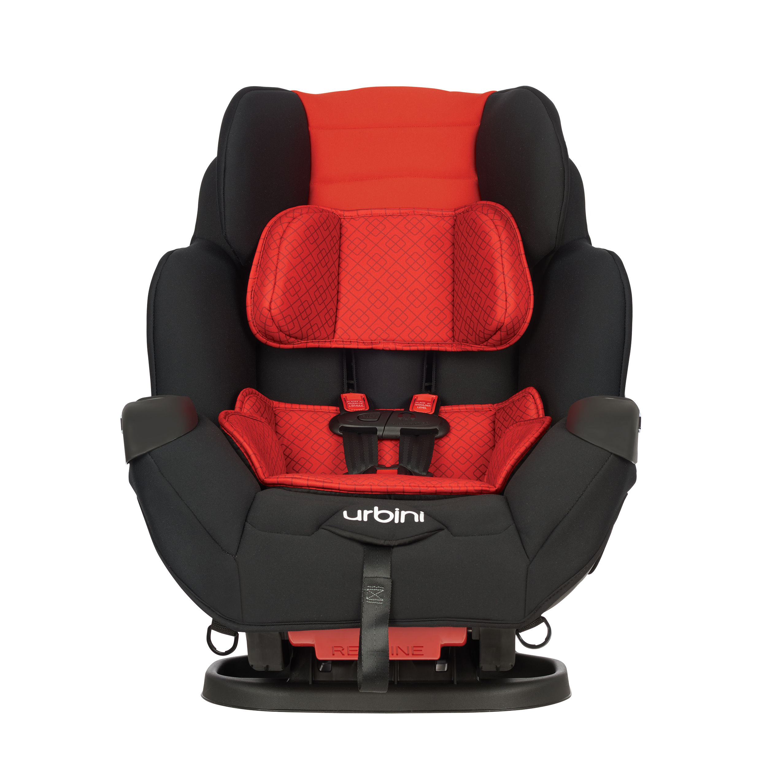 Urbini Asenti All-In-One Car Seat, Red