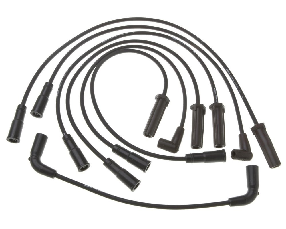 Ac Delco 9746mm Spark Plug Wire Oe Replacement