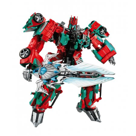 Combiner Wars Victorion Torchbearers - Boxed Set - Transformers Female