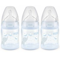 NUK Perfect Fit Bottle, 5 Ounce, 3 Pack