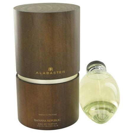 Alabaster by Banana Republic Eau De Parfum Spray 3.4 oz Great price and 100% authentic
