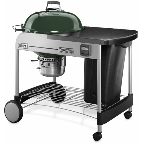 """Weber Performer Premium 22"""" Charcoal Grill by"""
