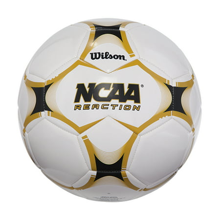 Wilson Sporting Goods Wilson Ncaa Reaction Soccer Ball, Size 5