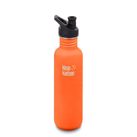 Klean Kanteen Classic 27 oz with Sport Cap 3.0 Sierra Sunset SS