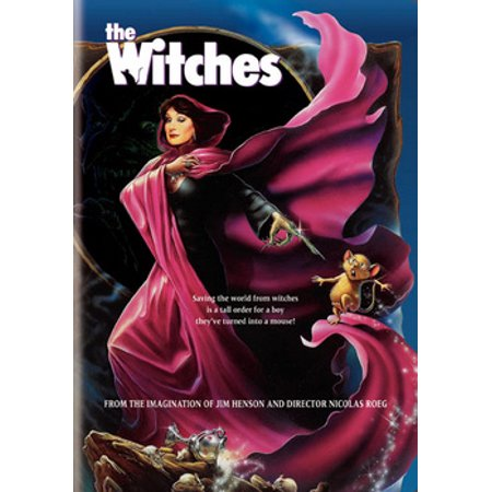 Three Witches Halloween Movie (The Witches (DVD))