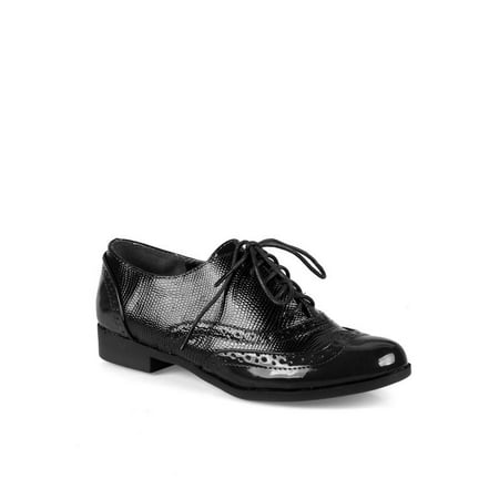 Nature Breeze Lace up Women's Oxfords in -