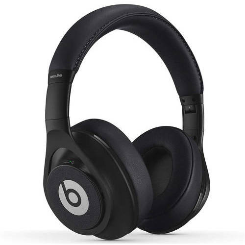 Refurbished Beats by Dr. Dre Executive Over-Ear Headphones