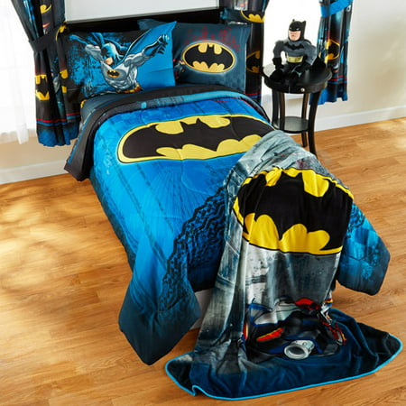 Batman Guardian Speed Twin Full Bedding Comforter
