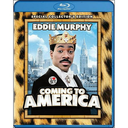 Family Halloween Coming To America (Coming To America (Blu-ray))
