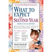What to Expect the Second Year - Paperback