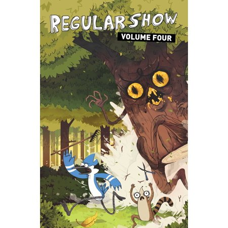 Regular Show Halloween Special 4 (Regular Show Vol. 4)