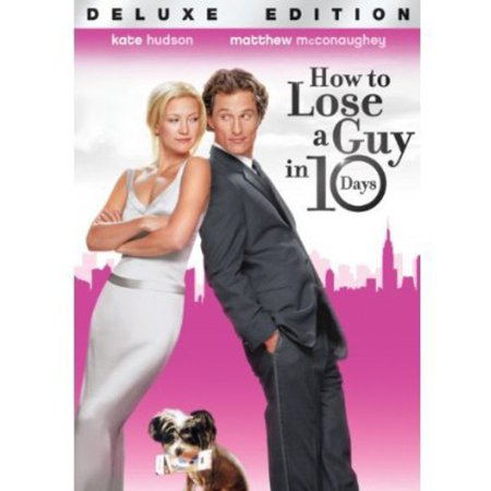 How To Lose A Guy In 10 Days (DVD) - How Many Days For Halloween