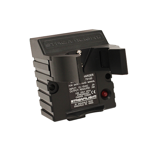 Streamlight 10 Hour Charger for Stinger Series - Charger Holder Only (NO CORDS) 75100