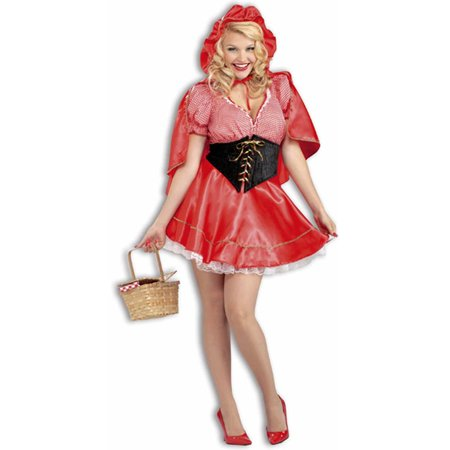 Red Riding Hood Plus Size Costume