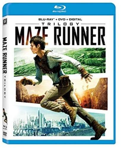Maze Runner Trilogy (Blu-ray + DVD + Digital) by 20th Century Fox