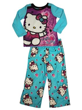 f56528d40c Toddler Girls Pajama Sets - Walmart.com