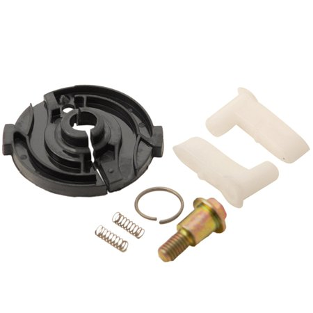 13587 Starter Pawl Kit, Includes friction plate with 2 springs, 2 Pawls, Screw, and Retainer Spring