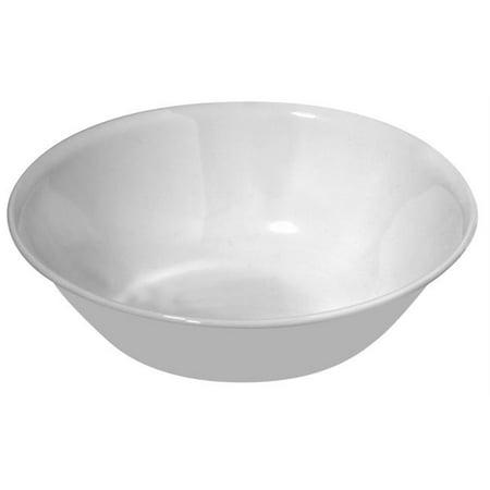 1 Quart Corelle White Serving Bowl   - Pack of 3