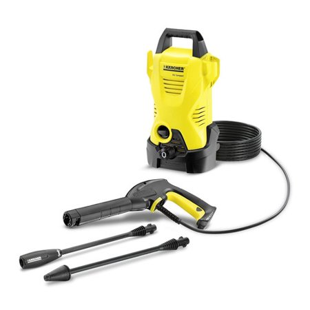 120 Volts, 1560 Watt K2 Compact 1600 Psi 1.25 Gpm Electric Power Pressure Washer - Yellow - Karcher