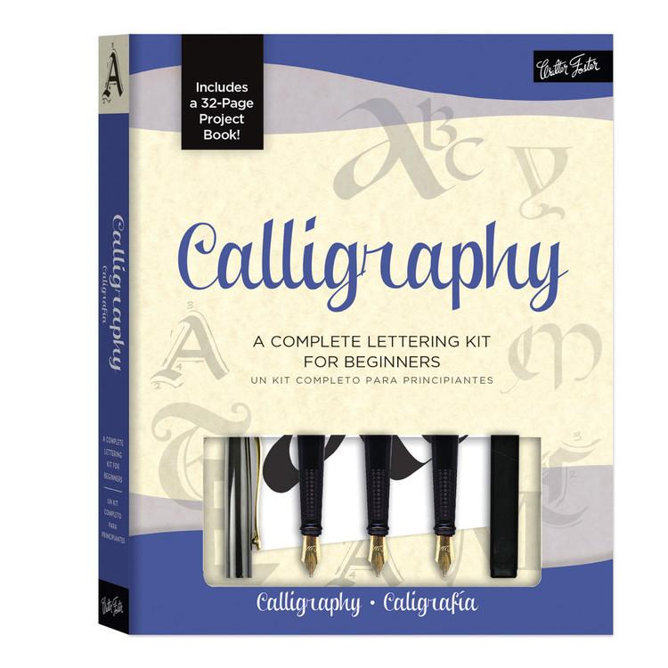 Calligraphy Kit : A Complete Kit for Beginners