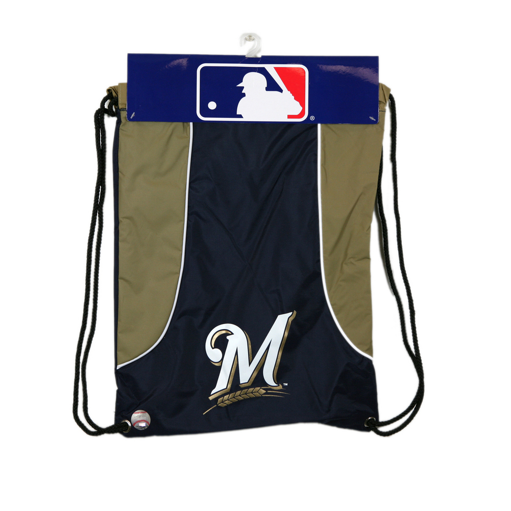Axis Backsack MLB Navy - Milwaukee Brewers