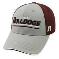 University Of Mississippi State Bulldogs Away Two Tone Baseball Cap