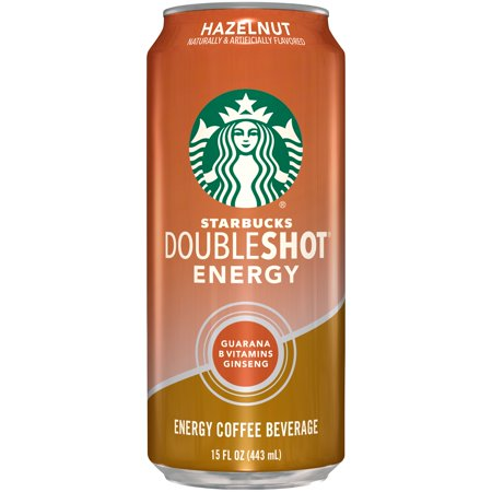 Starbucks Doubleshot Hazelnut Energy Coffee Drink, 15 Fl. Oz.](Halloween Shots Drinks)