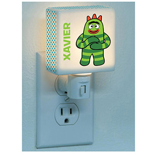 Personalized Yo Gabba Gabba! Brobee Nightlight