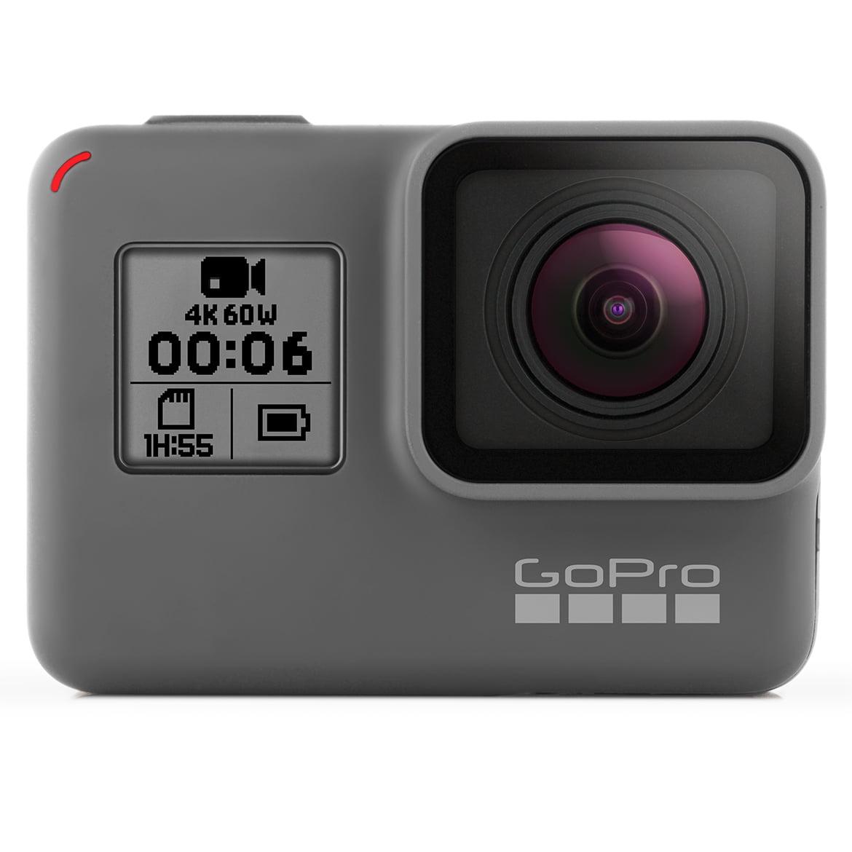 GoPro CHDSB-601 Durable HERO6 Black Action Camera w/ 32gb SD Memory Card