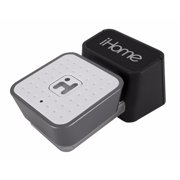 iHome Portable Rechargeable Bluetooth Music Receiver w/Speaker/Docking Station