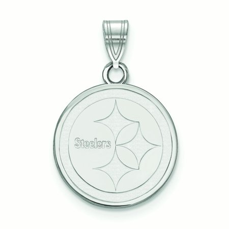 Pittsburgh Steelers Women's Silver Small Pendant - No Size