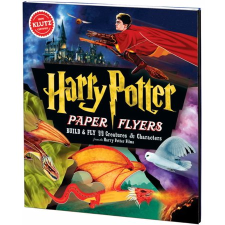 Harry Potter Paper Flyers - Harry Potter Paper