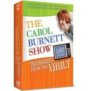 The Carol Burnett Show: The Lost Episodes Treasures from the Vault Collectors Edition (6 DVD Set) by Weades Moines Video