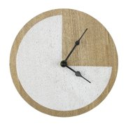 Northlight Seasonal Basic Luxury 8'' Chic Modern Wall Clock