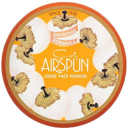 Coty Airspun Loose Face Powder, Honey Beige 2.30