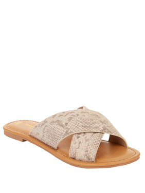 410951a01ad61a Product Image Melrose Ave Women s Good to Go Vegan Sandal