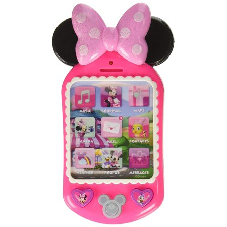 Disney Minnie Mouse Minnie Bow-Tique Why Hello! Cell Phone ()