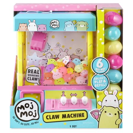 Moj Moj Claw Machine Playset