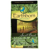Earthborn Holistic Small Breed Natural Dry Dog Food, 14 LB
