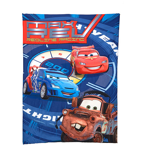 Amazing Disney Cars Max Rev piece Toddler Bed Bedding Set Image of