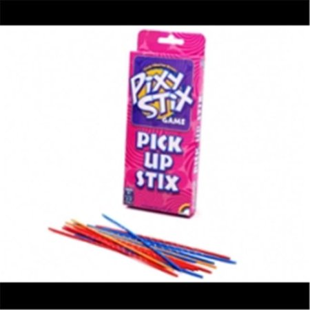 Pixy Stix Pick Up Sticks Game (4 Players) (Rules For Pick Up Sticks)