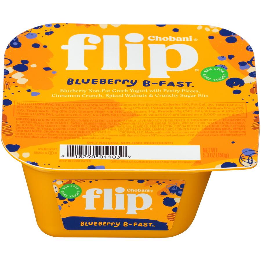 Chobani Flip Blueberry B-Fast Greek