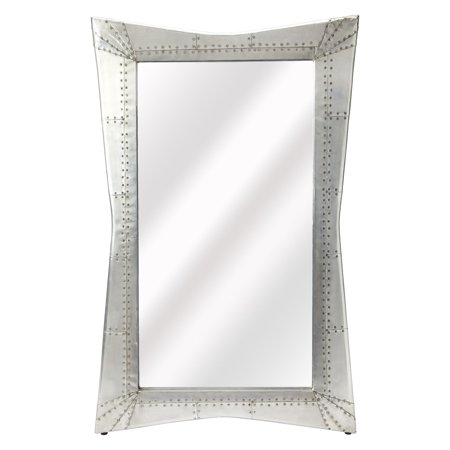 Butler Specialty Midway Aviator Wall Mirror - 30W x 47H in. (Aviator Silver Mirror)