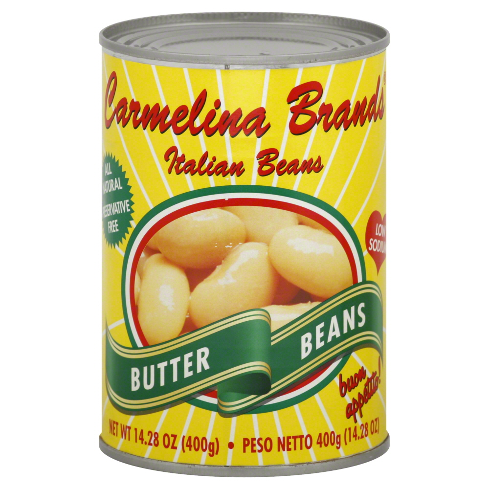 Carmelina Bean Butter 14.28-Ounce (Pack of 12)