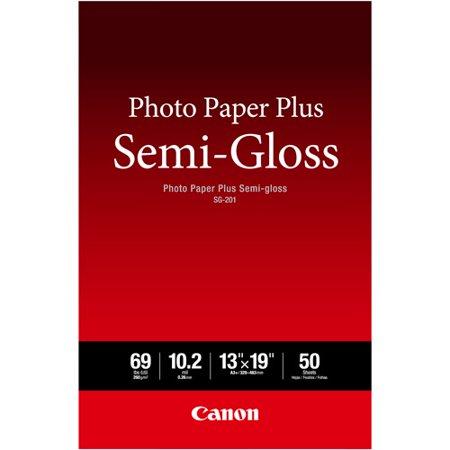 43 Quantitative Filter Paper - Canon Photo Paper Plus Semi-Gloss 13
