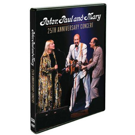 Peter  Paul And Mary  25Th Anniversary Concert  Widescreen