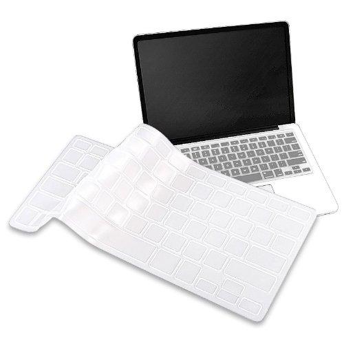 "Mosiso - Keyboard Cover Silicone Skin (Macbook Air 13"", Clear)"